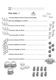 English Worksheets: There�s there�re