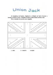 Pin Union Jack Coloring Page Image Search Results On Pinterest