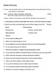 Printables Esl Conversation Worksheets worksheet esl conversation questions english questions