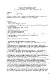 English Worksheets: z�mre