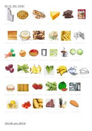 countable and uncountable food list pdf