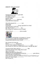 English Worksheets: Roxette