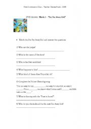 English worksheets by renatafrazao