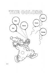 english teaching worksheets colours. Black Bedroom Furniture Sets. Home Design Ideas