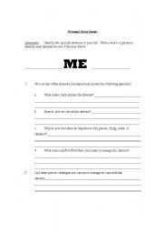 Printables Stress Worksheets english teaching worksheets stress personal buster