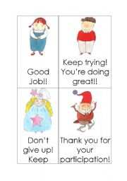 Motivation cards