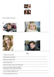 English Worksheets: Movie The Holiday