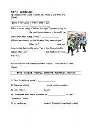 Worksheet Fifth Grade English Worksheets english teaching worksheets 5th grade exam