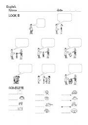 English Worksheets: PER