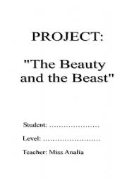 Project - Beauty and the Beast