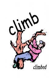 English Worksheets: CLIMB