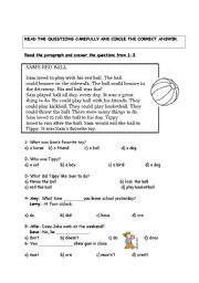 Worksheets Grade 5 English Worksheets worksheet test for grade 5 students english students