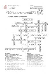 people and careers