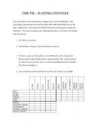 English Worksheets: Brainteaser