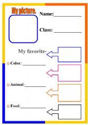1st Grade Into Worksheet