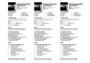 English Worksheet: U2_Song