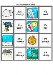 Погода игра