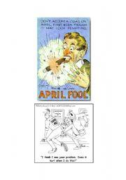 April Fool´s Day