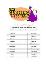 English Worksheets: princess diana_part 3