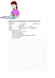 English Worksheets: princess diana_part 5
