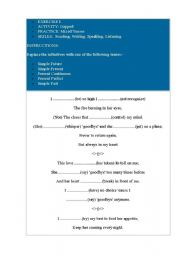 English Worksheets: Maroon 5