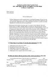 Worksheets 11th Grade English Worksheets english teaching worksheets 11th grade an exam for grade