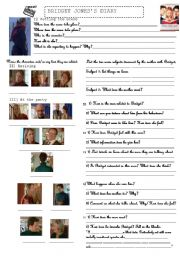 English Worksheet: Bridget Jones�s Diary