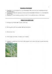 English Worksheets: Reading_strategies