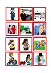 English Worksheet: gAME: iCE BREAKER�S