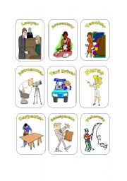 Job Cards Set #3