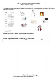 English Worksheet: U2 I still haven´t found what I´m looking for