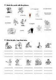 English Worksheets: activites