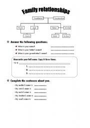 English Worksheets: sereis of activities