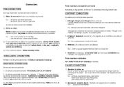 English Worksheets: Theory about  conjunctions