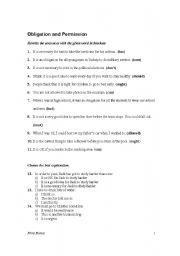 Rewrite: Obligation & Permission