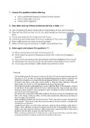 Worksheets Neil Armstrong - Pics about space