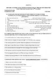 English Worksheets: good