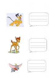 English Worksheets: Who are you? part2