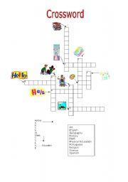 Puzzle: School subjects