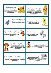 English Worksheet: Wishes - Speaking Activity