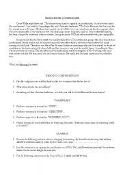 English Worksheets: headless in Copenhagen