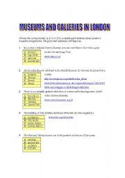 English Worksheet: Webquest British Culture (Internet Treasure Hunt)