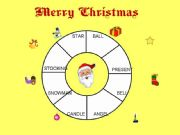 English powerpoint: Christmas; Match words and pictures (Animation)