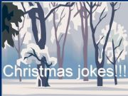 English powerpoint: Christmas jokes!