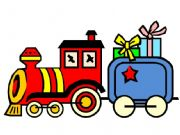English powerpoint: NUMBER TRAIN