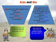 English powerpoint: ARTICLES_PART 2