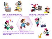 English powerpoint: Disney Routine number 2