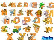 English powerpoint: The alphabet