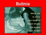 English powerpoint: Eating Disorders (3rd part )