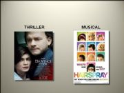 English powerpoint: powerpoint about types of films (part 2)